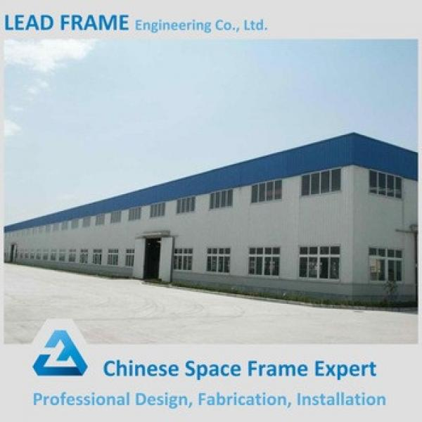 Customized Stable Light Weight Prefabricated Industrial Shed #1 image