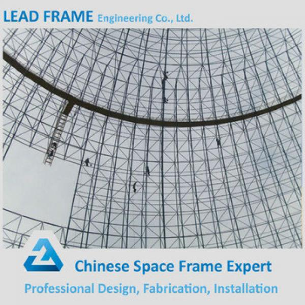 Superb light weight steel dome space frame #1 image