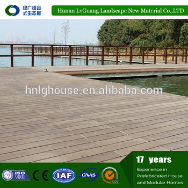 Environment wpc wood plastic composite boards #1 image