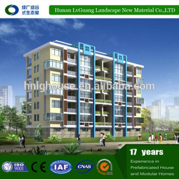 China qualified made by steel structure for office ware sandwich panel prefab office house #1 image