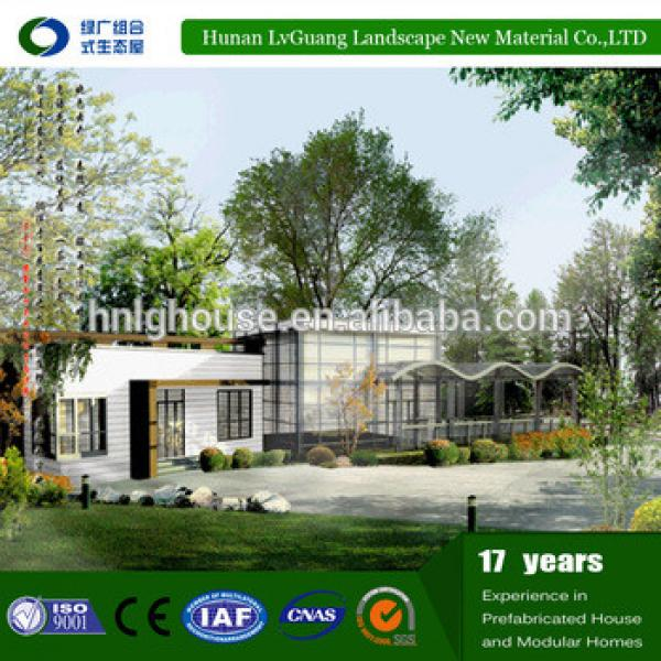 2016 Prefab from China flat pack and special designed and modern prefabricated sandwich panel italy container house #1 image