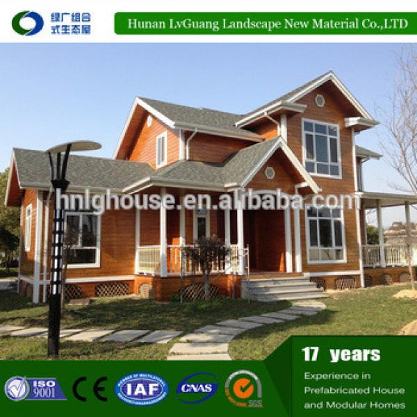 Family living Prefabricated house Made in China alibaba modular home #1 image