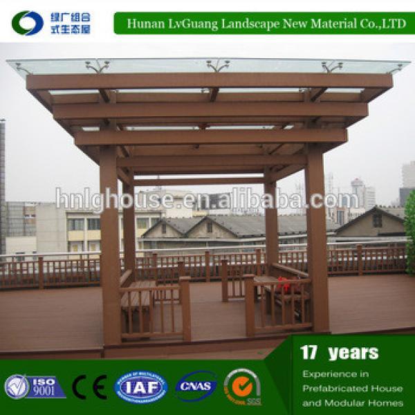 2016 outdoor durable wooden garden gazebo / gazebo customized #1 image