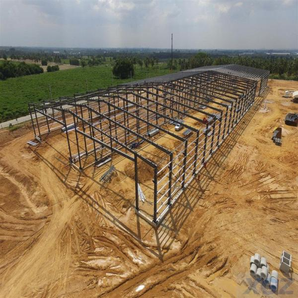 steel structure warehouse #1 image