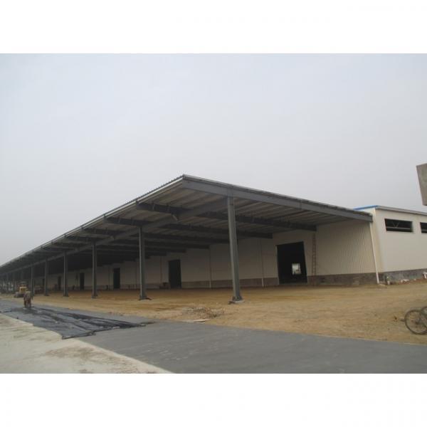 New steel structure workshop #1 image