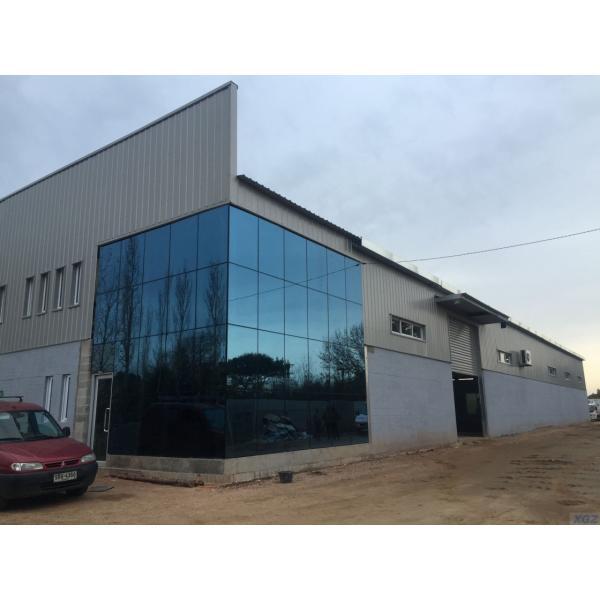 Steel Building Showroom Warehouse #2 image