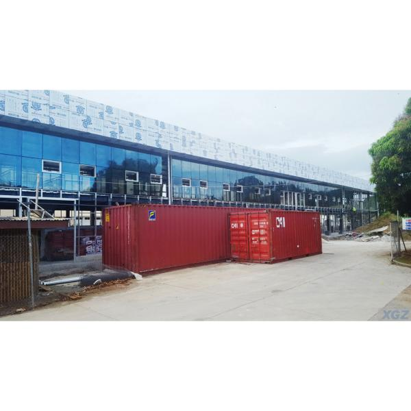 Steel Structure Fabricated Warehouse #5 image