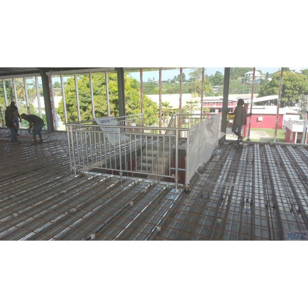 Steel Structure Fabricated Warehouse #9 image