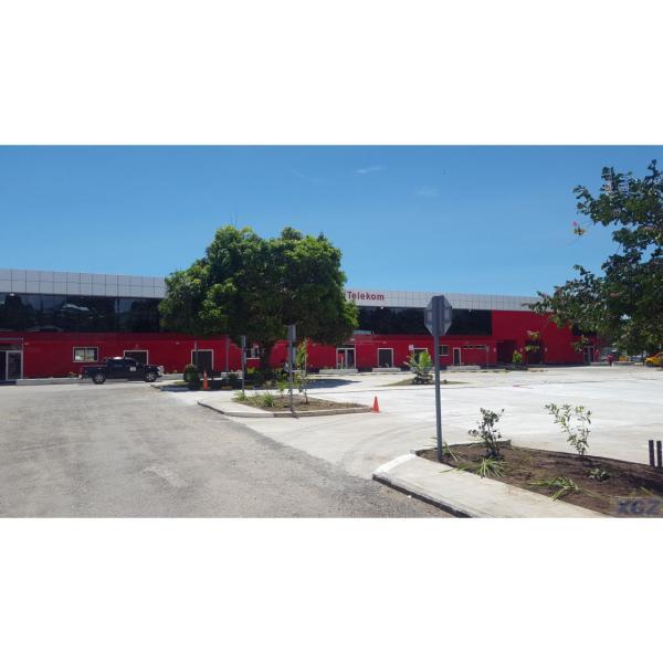 Steel Frame Warehouse  Logistics Warehouse #10 image