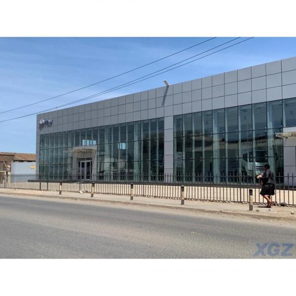 Steel Building Showroom Warehouse #5 image
