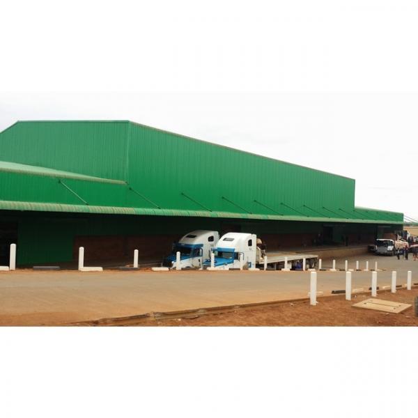 long span prefab warehouse in Srilanka #1 image