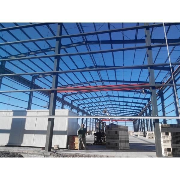 China steel warehouse