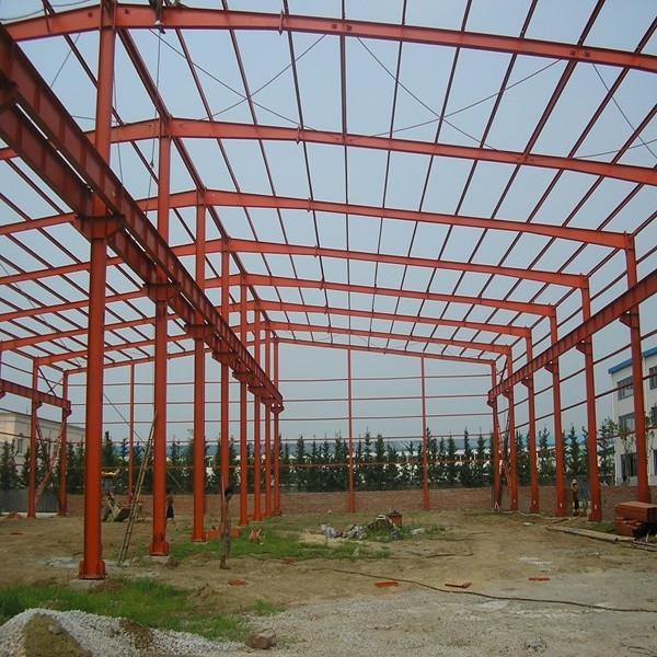 Steel structure fabricated plants #1 image