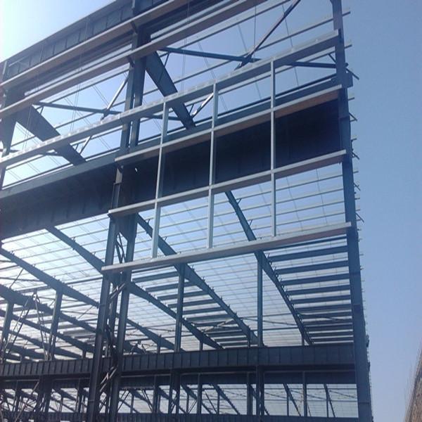 Steel frame warehouse #1 image