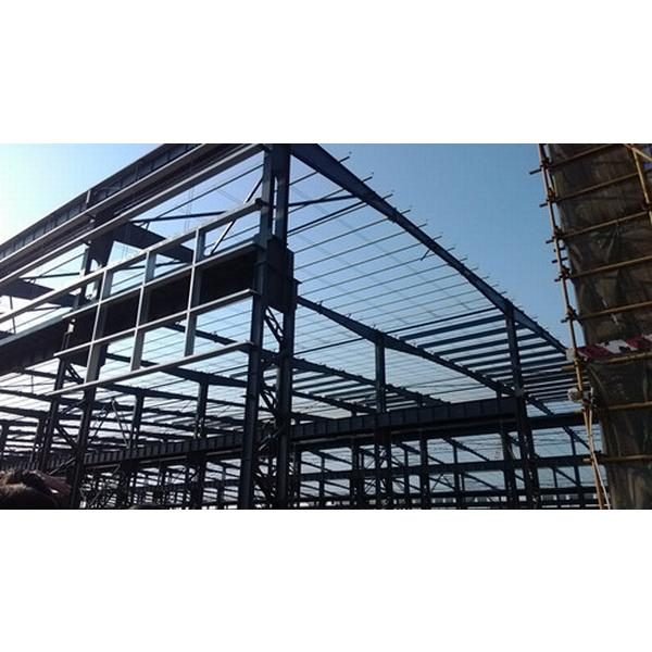 Structural steel warehouse #1 image