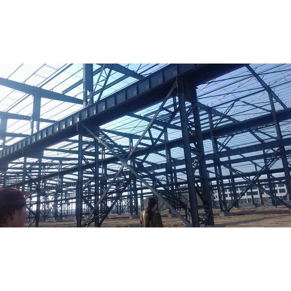 Prefab Temporary building warehouse #1 image