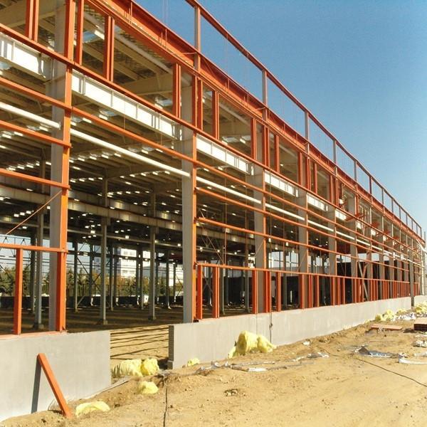 Professional steel structure warehouse in Srilanka