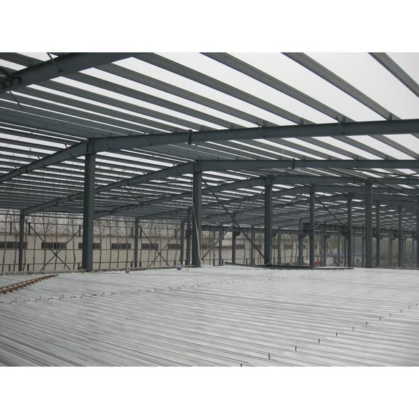 customized size prefab warehouse in Srilanka