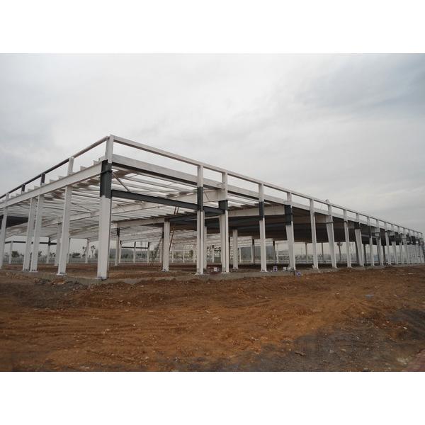 Light steel frame warehouse #1 image
