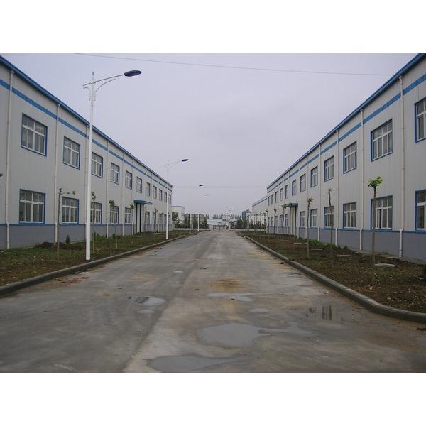 Sandwich panel steel structure warehouse #1 image