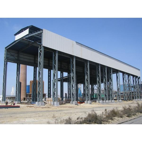 large span steel structure warehouse manufacturer #1 image