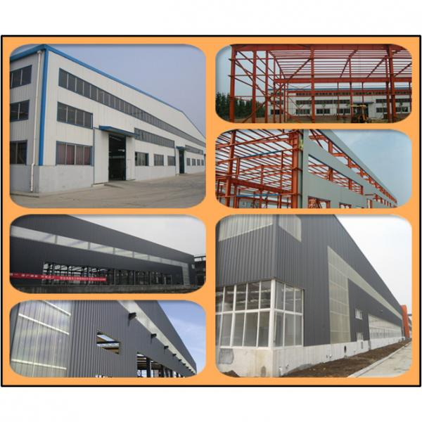 New technlogy steel structure warehouse in Srilanka #1 image