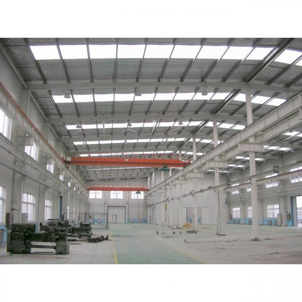 Steel structure shed warehouse in Srilanka #1 image