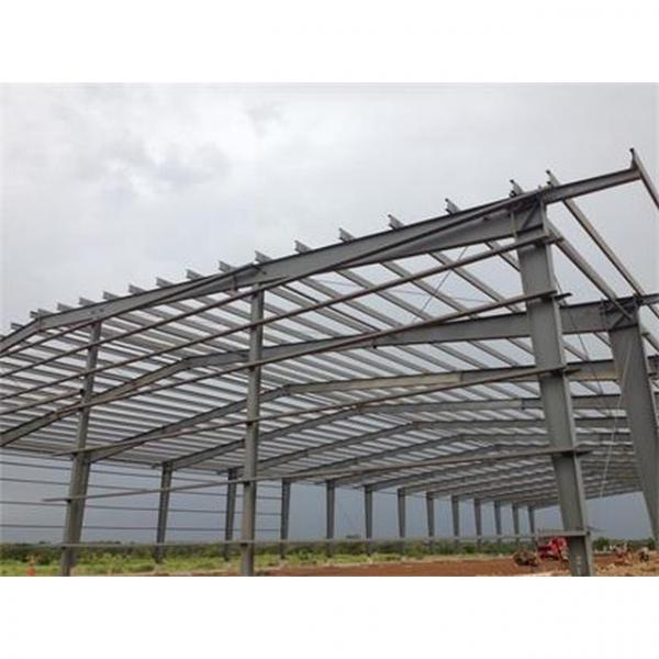 China prefab steel structure shed warehouse in Srilanka #1 image