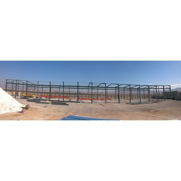 1000sqm big warehouse prefab house in Srilanka #1 image