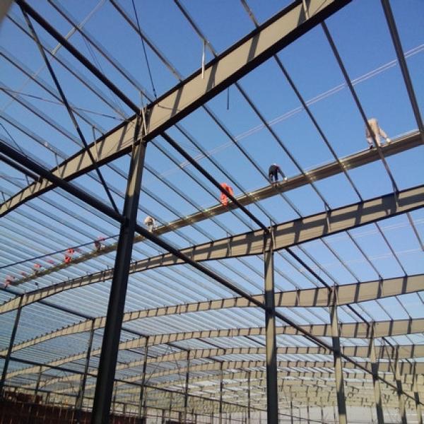 China standard big warehouse prefab house in Srilanka #1 image