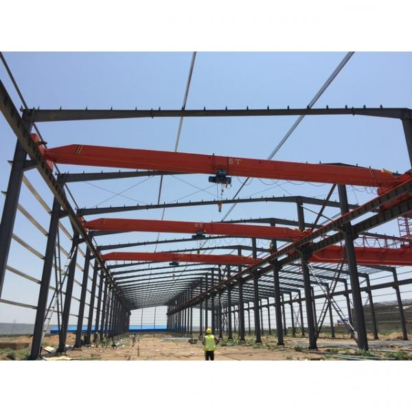 China steel structure warehouse #1 image